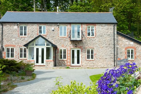 Beautiful Welsh Barn Conversion - Casa