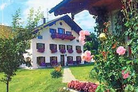 Urlaub auf dem Bauernhof (A8 Salzburg). - Surberg - Casa