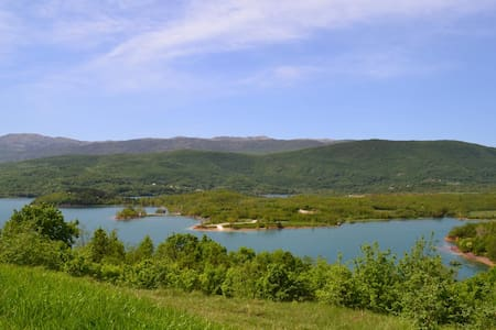 Peruca Lake View Holiday House - Vrlika - Huoneisto