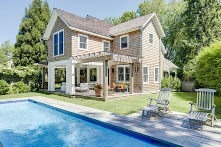 Bridgehampton South Home - 一軒家