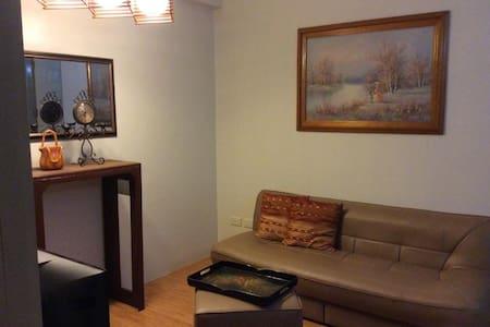 A cozy 1BR unit @ Scandia Suites - Apartment
