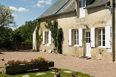 Le Sureau, cottage for naturists - House