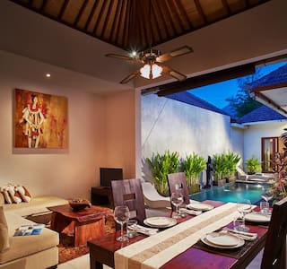 Bella 1BR Private Villa at Seminyak - Kuta - Villa