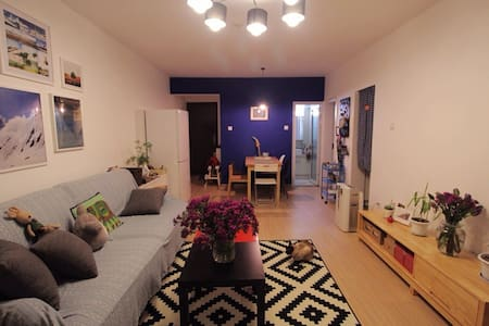 Cozy stylish apartment - Kunming Shi - Apartment
