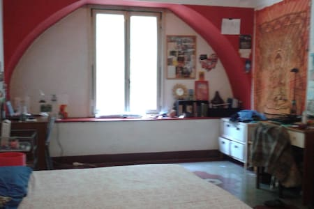 Really big room in the heart of city ! - Torino - Apartment