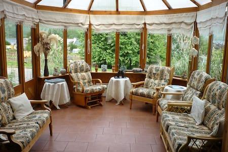 en-suite twin room in friendly B&B - Bed & Breakfast