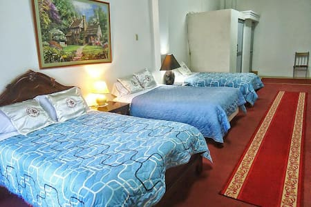 Backpackers place - Riobamba - Dormitorio compartido