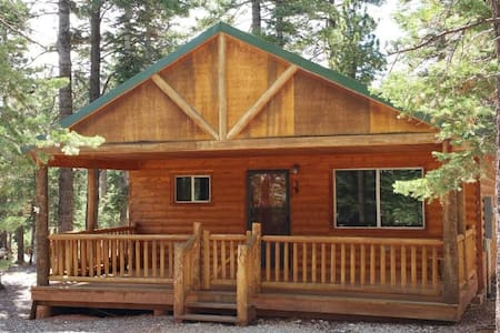 Cozy Cedar Mountain Cabin - Duck Creek Village - Cabin