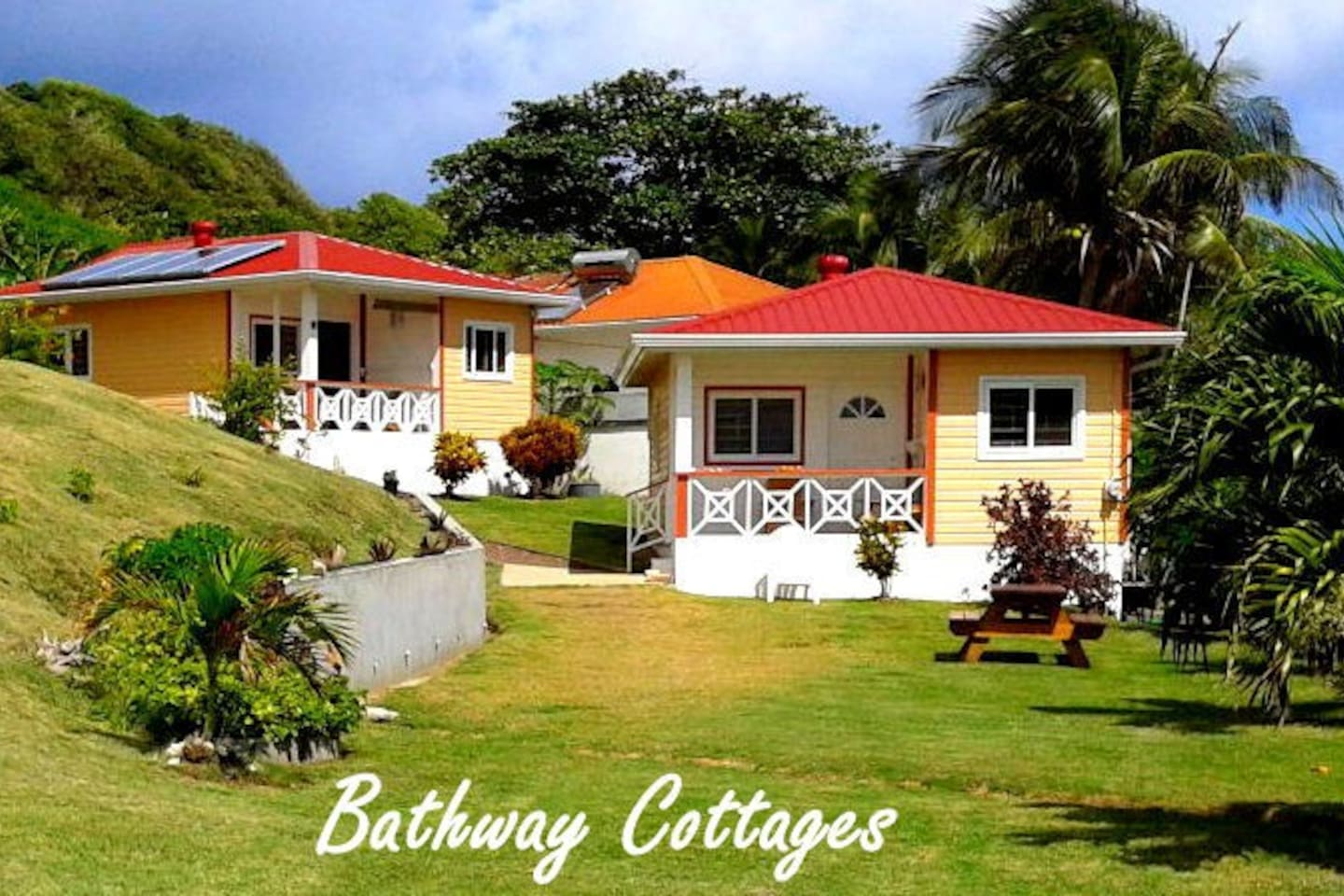 Welcome To Bathway Cottages