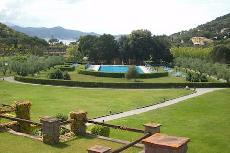 Apartment in Residencewith Pool - Bagnaia - Leilighet