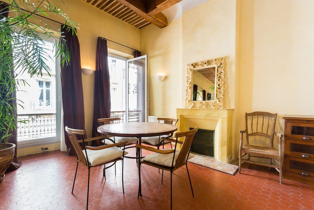 Appartement Côté Calanques luxe