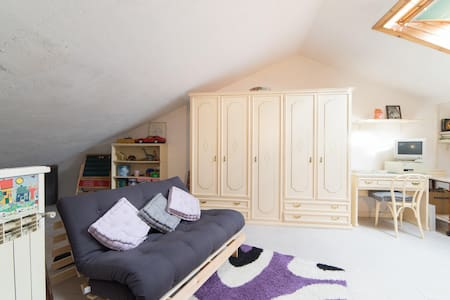 Lovely attic on Lake Iseo - Bed & Breakfast