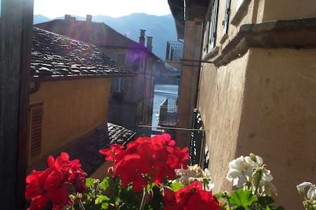 Superb Apartment in Orta near the lake. - Apartment