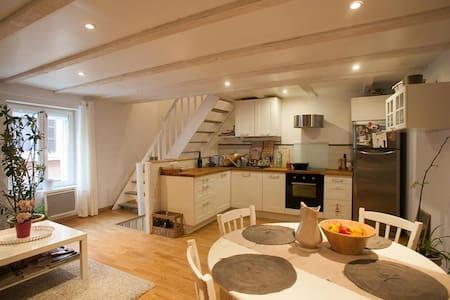 Charmante maison de village!! - Apartmen