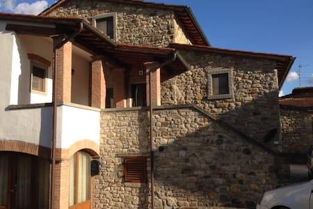 Casa podere Sant'Andrea - Soci - Apartment