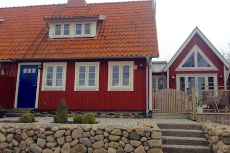 Newly renovated, charming house - Lerberget - Huis