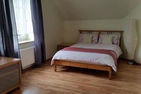 Spacious double with ensuite - Gdańsk