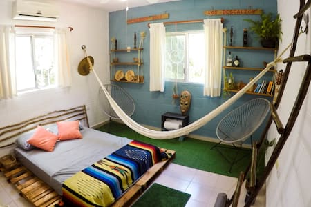 PERFECT CARIBBEAN SPOT very close to the beach - Haus