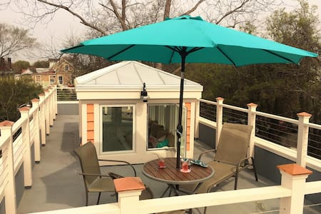 Downtown Apartment with Roof Deck - Charleston - Pis