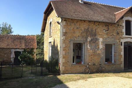 Le Tandem, Chateau De La Motte - Huis