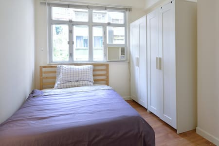 Spacious 2 bed apartment in the HEART of Wan Chai! - Hong Kong - Appartement