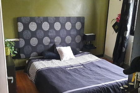 Jolie chambre dans petite villa - Balbigny, Auvergne-Rhône-Alpes, FR