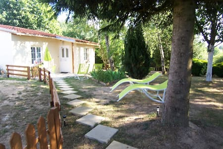House - 80 km from the slopes - Lapeyrouse - Casa