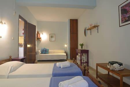 2 bedroom apartment with Country view in Barbati - Mparmpati