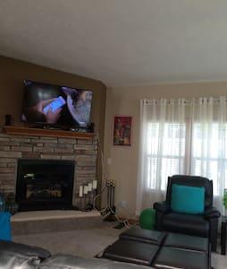 Cozy home, St Paul, Minnesota! - Maplewood
