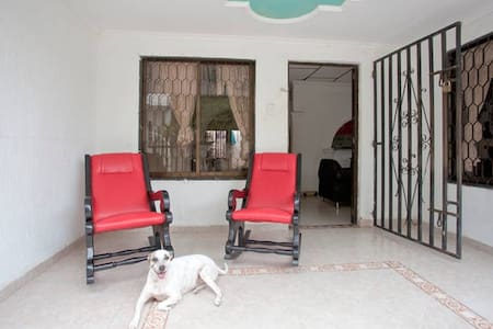 Private room in authentic Cartagena neighborhood - Cartagena - House