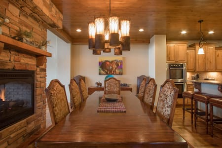 Breckenridge Mountain Home SLEEPS 18, 5 Stars! - Breckenridge