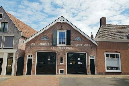 Dokkumer Bed&Sonnema Berenburg - Társasház