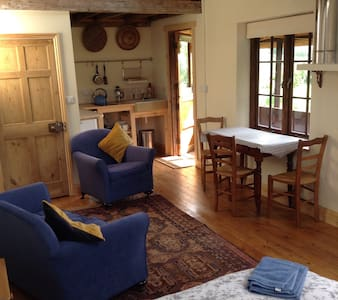 Self-contained barn at Blakemore - Apartamento
