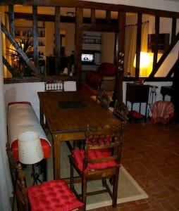 La cerisaie, maison Normande, calme - Boissy-Lamberville - House