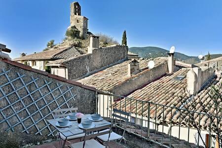 Charming Village House in Lourmarin - Casa
