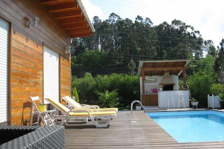 CASA DA MO-Tourismo rurale no Geres - Haus