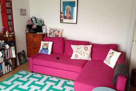 Pink Sofa with best view in Douglas - Douglas - Appartamento