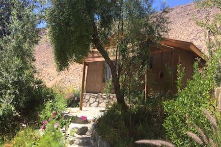 Cabins Elqui Valley, Alcohuaz - Valle de elqui - Chalet