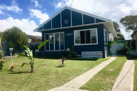 Ultimate renovated beach shack! - Golden Beach - House