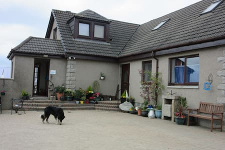 The Cornyard, Boatleys Farm, Kemnay - Kemnay - Bed & Breakfast