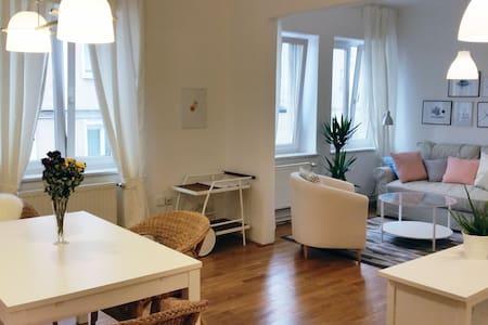 Beautiful apartment in city center! - Ljubljana - Apartment