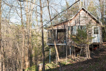 Deluxe Treehouse 1 hr from Toronto - Scugog