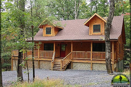 Bryce Resort Cabin - Chestnut Oak - Basye-Bryce Mountain