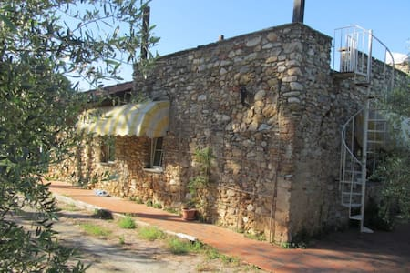 STONE house- 1BR in Olive farm - Casa
