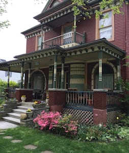 Charming Victorian B&B - Szoba reggelivel
