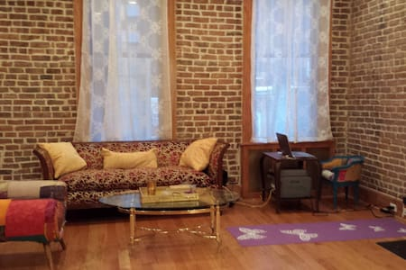 Beautiful 1BR with Large Terrace