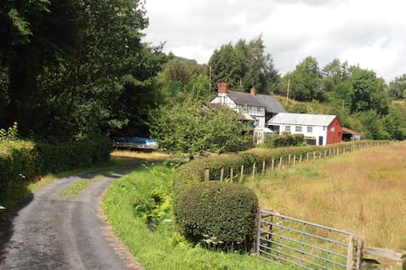 Bed and Breakfast in Mid Wales - Bed & Breakfast