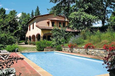 Radda in Chianti Villa con Piscina - Località san Leolino Radda in Chianti