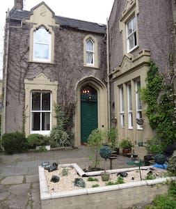 Stunning Victorian Double huge ensuite nr Stirling - Tillicoultry - B&B
