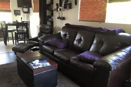 Prime area APT w Private Rec Room - Los Angeles - Appartement